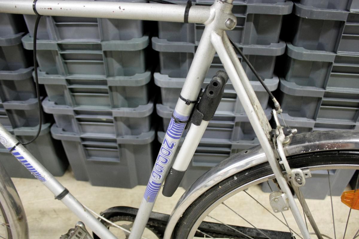 Polkupyörä Lukko